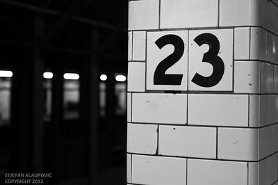 New City Subway Photography MTA