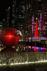 Radio City Music Hall Christmas 2014