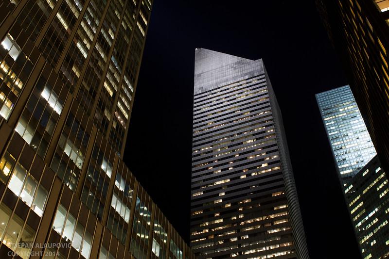 Office Buildings in Midtown (December 2014)