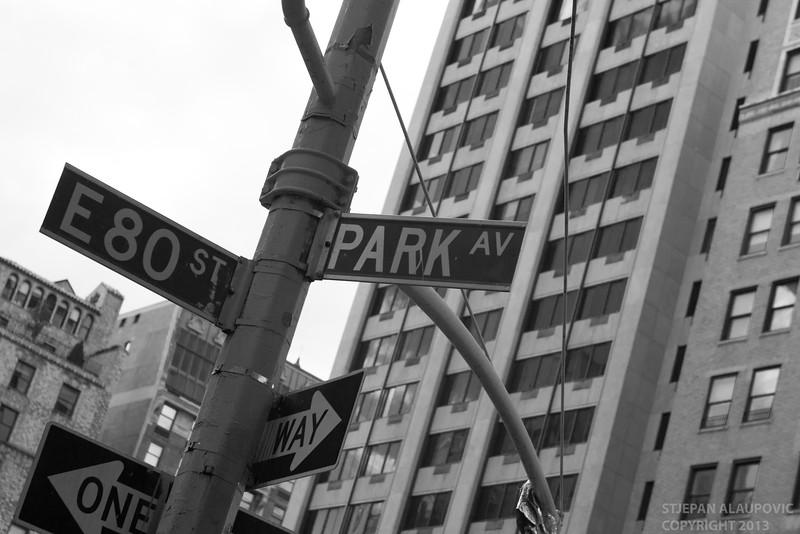 80th Street & Park Avenue