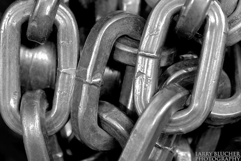 Bicycle chain - Canon 100mm Macro lens.