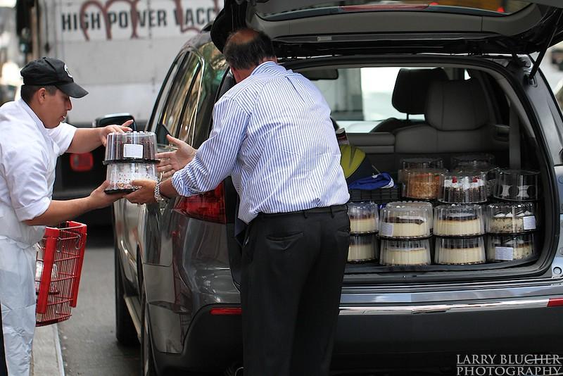 Cake smugglers? lol