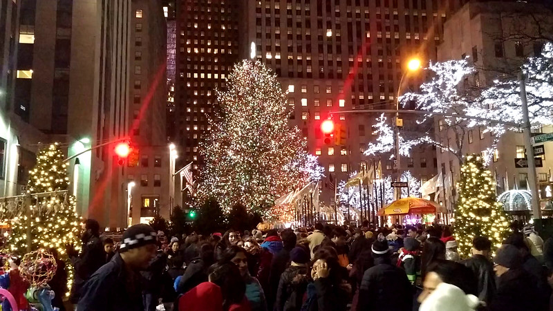 New York City Christmas 2014