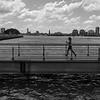 Hudson River Park runner