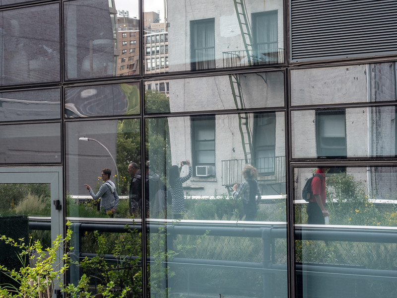 High Line reflections