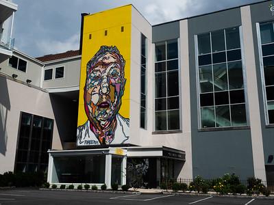 Downtown Yonkers Mural