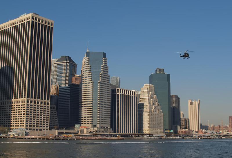 Wall Street Financial District