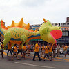 Dragon Balloon leads the way