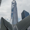 WTC 1 and the Oculus