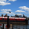 """""""At The Same Moment"""" Governors Island Ferry"""