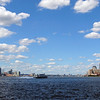 New York Harbor from Governors Island