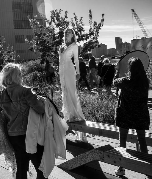 High Line Fashion Shoot