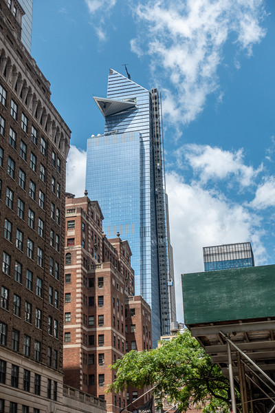 Hudson Yards from 34th St