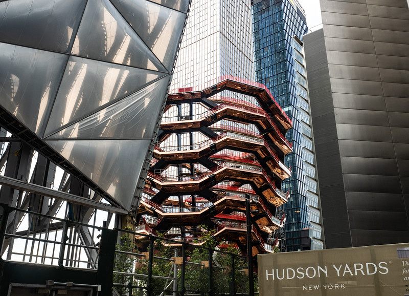 "The ""Vessel"" at Hudson Yards"