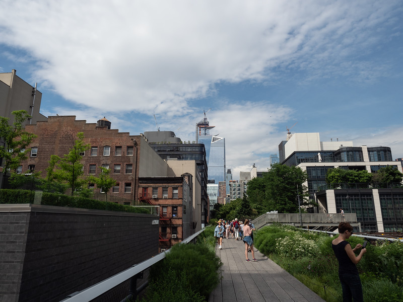 High Line (looking North)