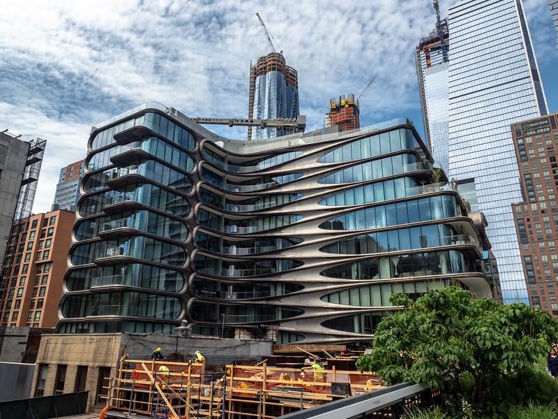 Zama Hadid Building