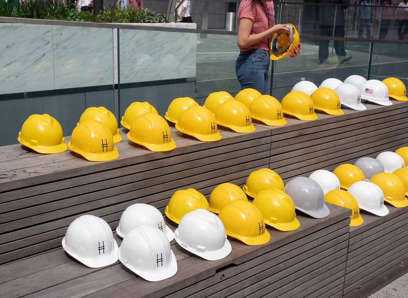 Hgh Line Hard Hats