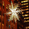 Star over Fifth Avenue and 57th St.