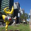 Niki de Saint Phalle, Les Trois Graces, Park Avenue