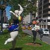 Niki de Saint Phalle, Lest Trois , Park Avenue