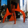 Calder Sculture at IBM Building
