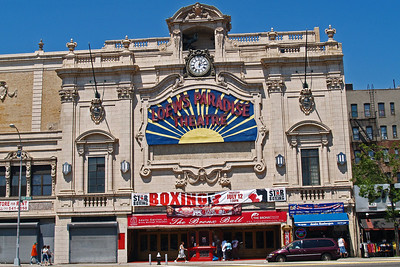 Paradise Theatre - Grand Concourse