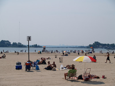 Orchard Beach- Bronx