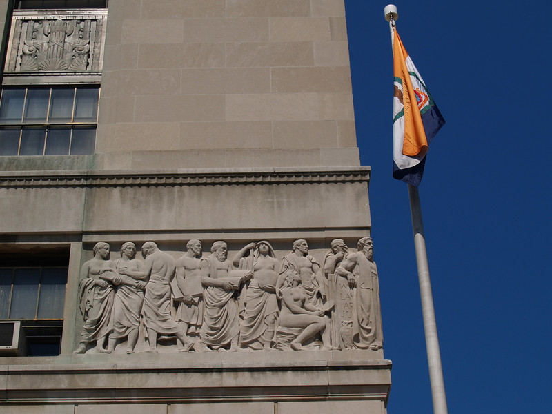 Bronx County Courthouse