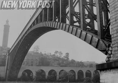 New York's oldest Bridge, High Bridge, gets an upgrade.