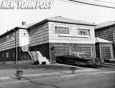 $50,000 home at 2345 Whitman and  56th Drive Mill Basin Section of Brooklyn. 1962