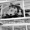 Street View Of Gypsy Princess Astrology Reading Window. 1958.