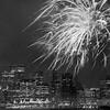 New Year's Eve Firework Celebration on the Hudson River