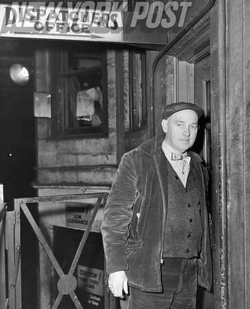 New York City Transit strike has Percy Marr leaving his job as a motorman. 1957