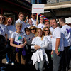 "2007 NYC Lupus Walk<br /> <br /> (Band ""Good 'n' Loaded"")"