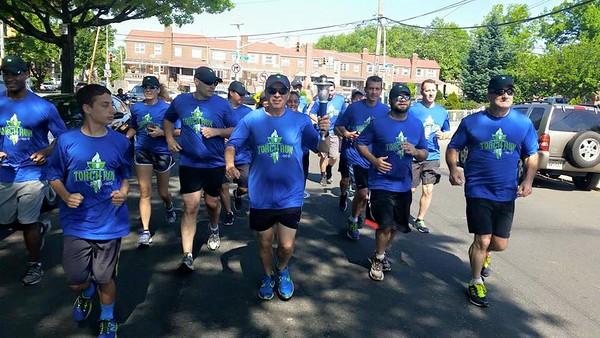 2015 NYC Law Enforcement Torch Run