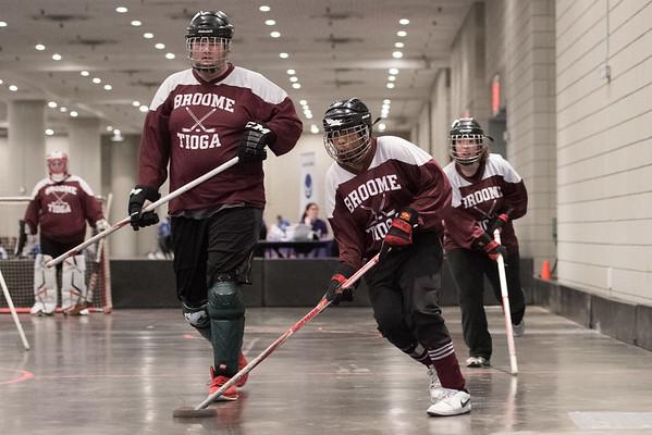 2016 Peter Aquilone Memorial Floor Hockey Tournament