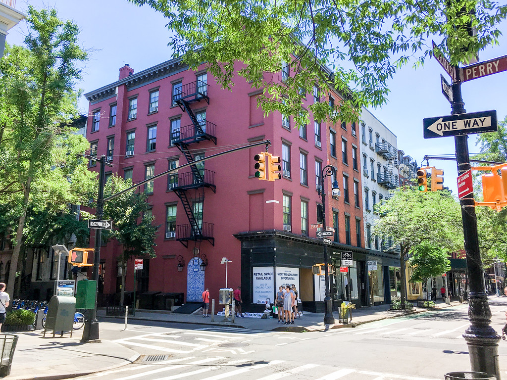 first time to new york? go shopping in the lower east side