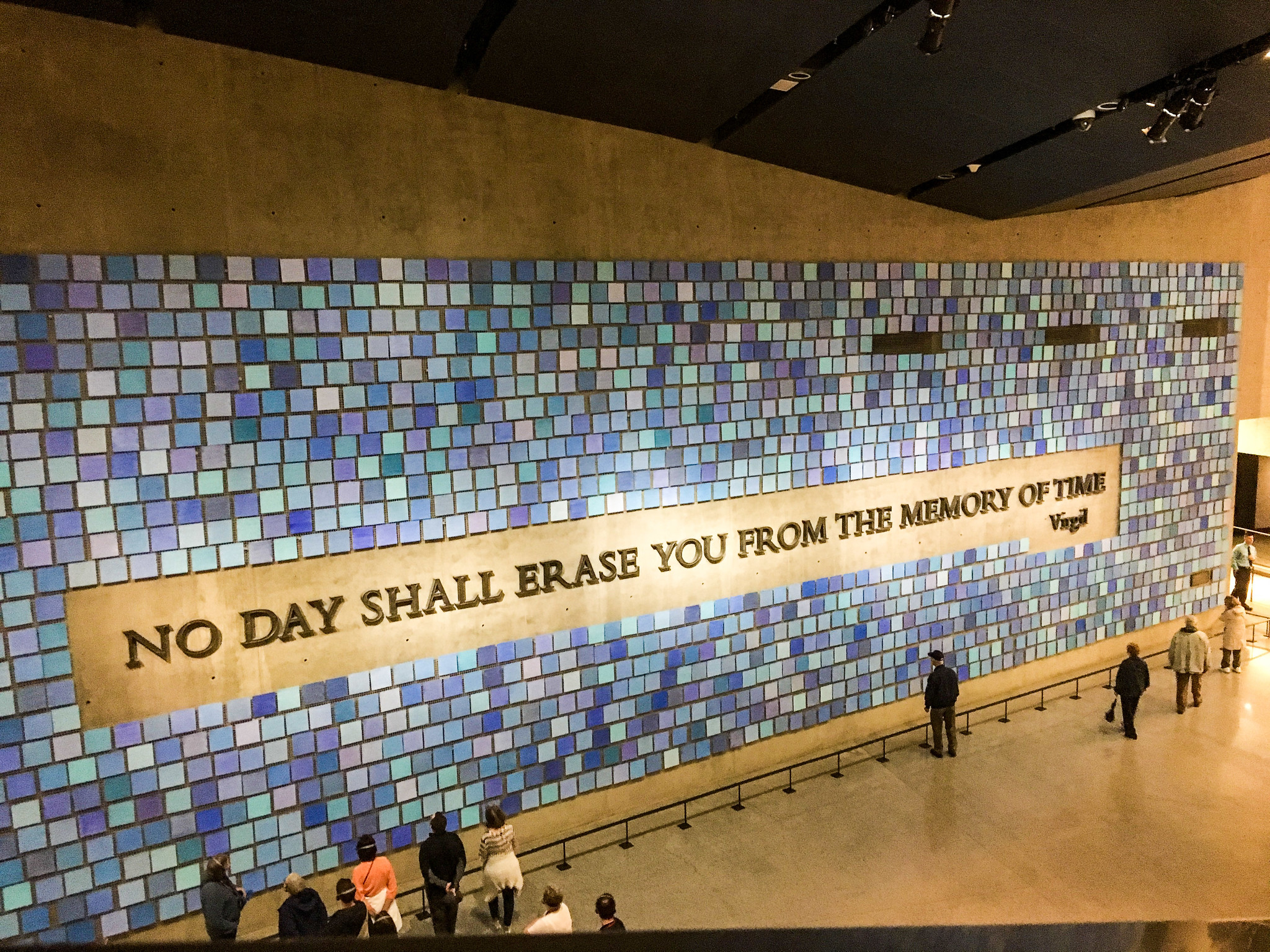 2 days in new york city: inside the 9/11 museum
