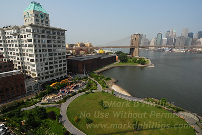 Brooklyn Bridge Park and DUMBO