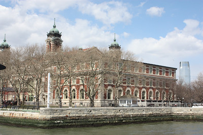 Ellis Island 2011