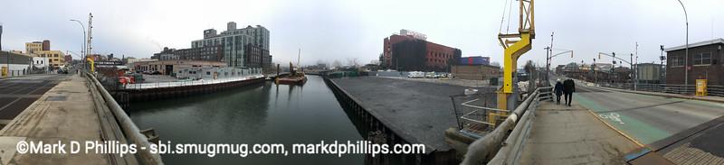 Gowanus Canal during Covid-19