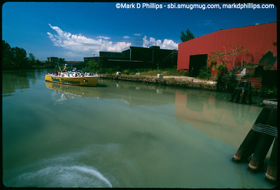 Gownaus Canal