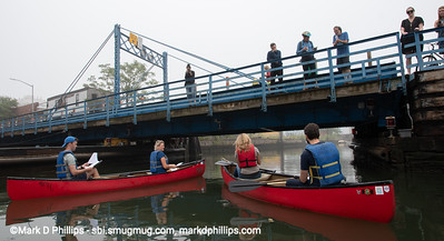 Gowanus Canal: On the Water