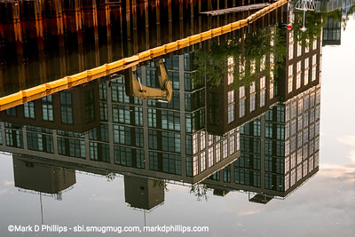 365 Bond Street brought high end living along the banks of the Gowanus Canal in Brooklyn, NY, and was filled almost immediately upon its completion. The new building is reflected in the waters of the Superfund site and is the beginning of the end for industrial use of the canal.