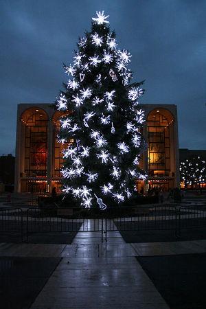Lincoln Center, Nov 29 2005