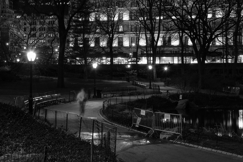The Ghost of Central Park