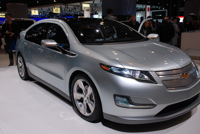 Electric Volt - Can this car save GM?
