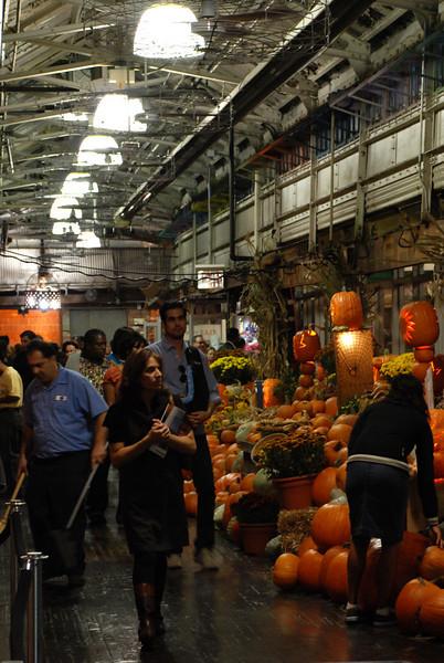 Chelsea Food Market - October 11, 2008