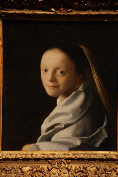 Vermeer - Study of a Young Woman