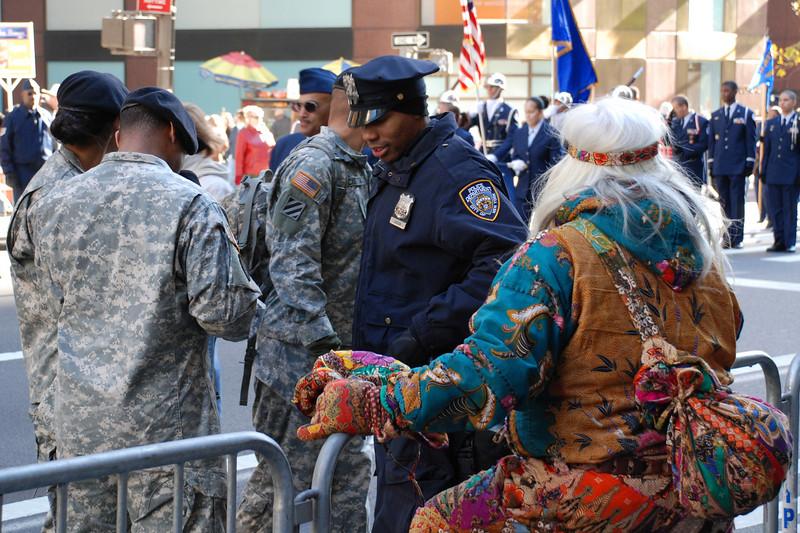 Veteran's Day - NYC 2007